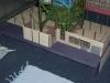 Celkový pohled na pokračování stavby jámové budovy (únor 2011) (2)
