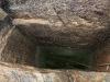 Důl Jeroným - komín s vodou na štolovém patře
