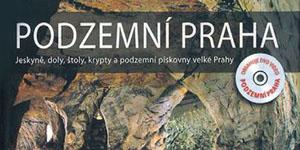 Kniha Podzemní Praha