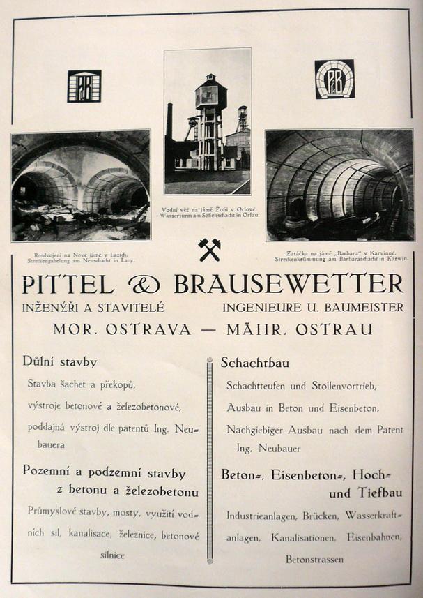 Reklama Pittel & Brausewetter