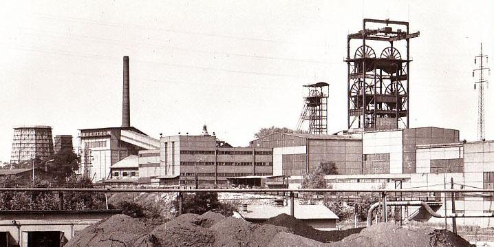 Důl Barbora v Karviné