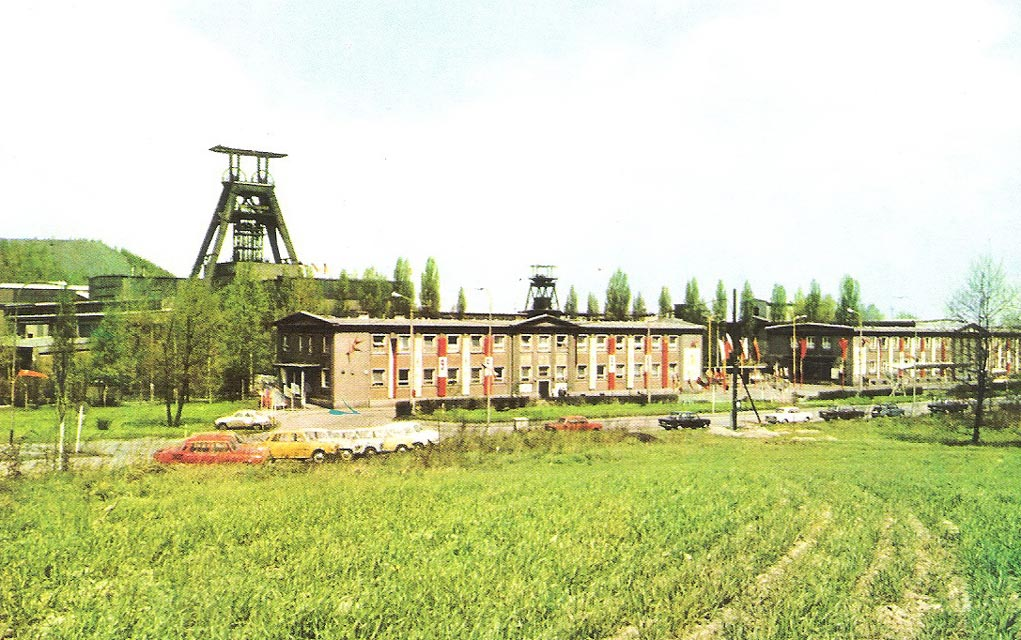 Důl Rudý říjen
