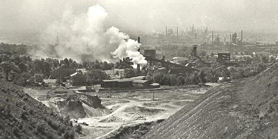 Důl Trojice v Ostravě