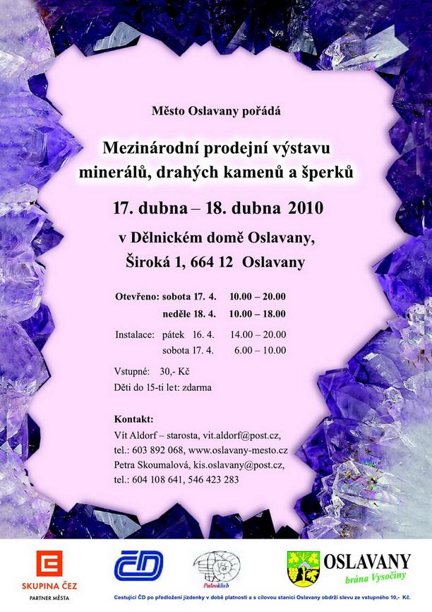 Mezinárodní prodejní výstava minerálů, drahých kamenů a šperků