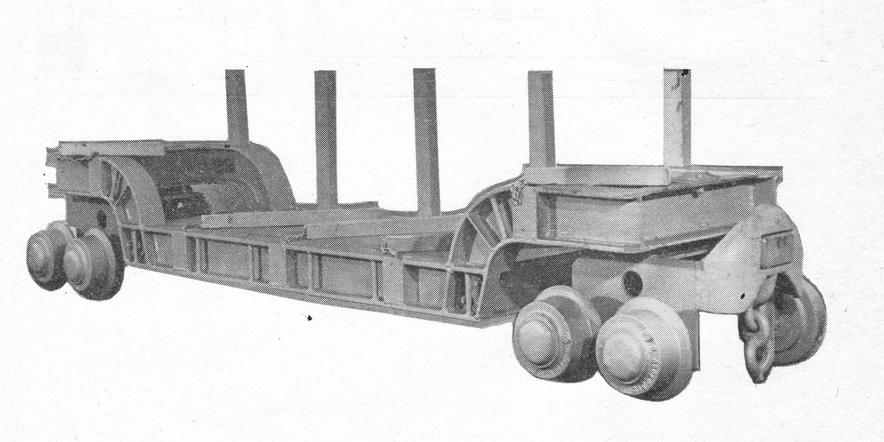 Důlní vůz sedlový ON 28 1787