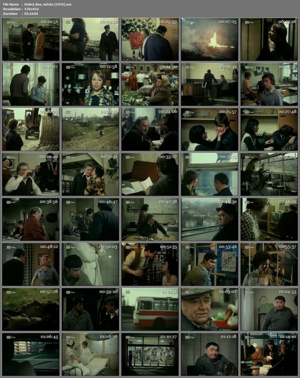Dobrý den, město (1976)