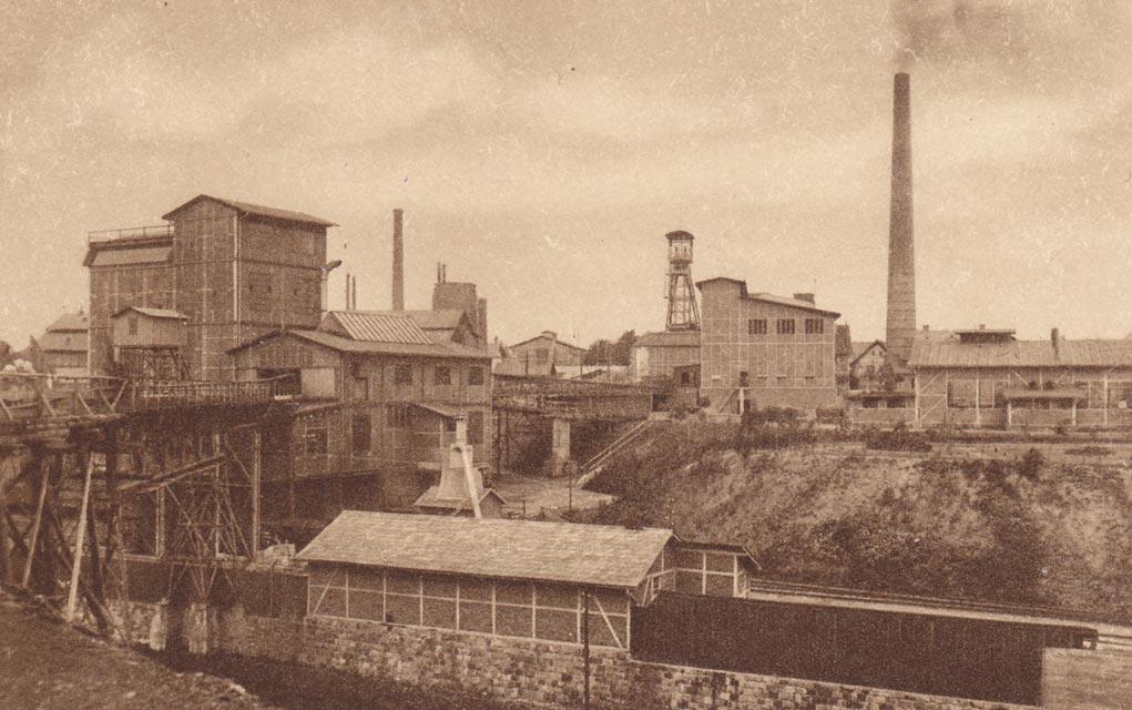 Důl Evžen
