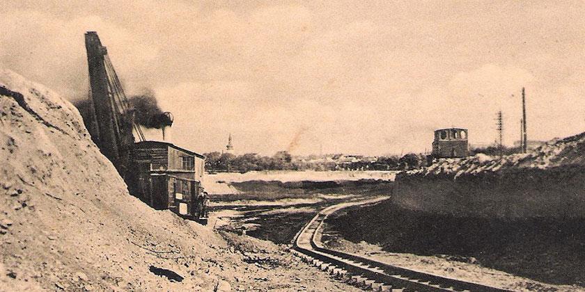 Důl Medard v Sokolově