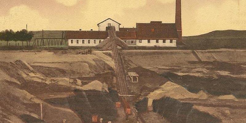 Důl Bohemia v Sokolově