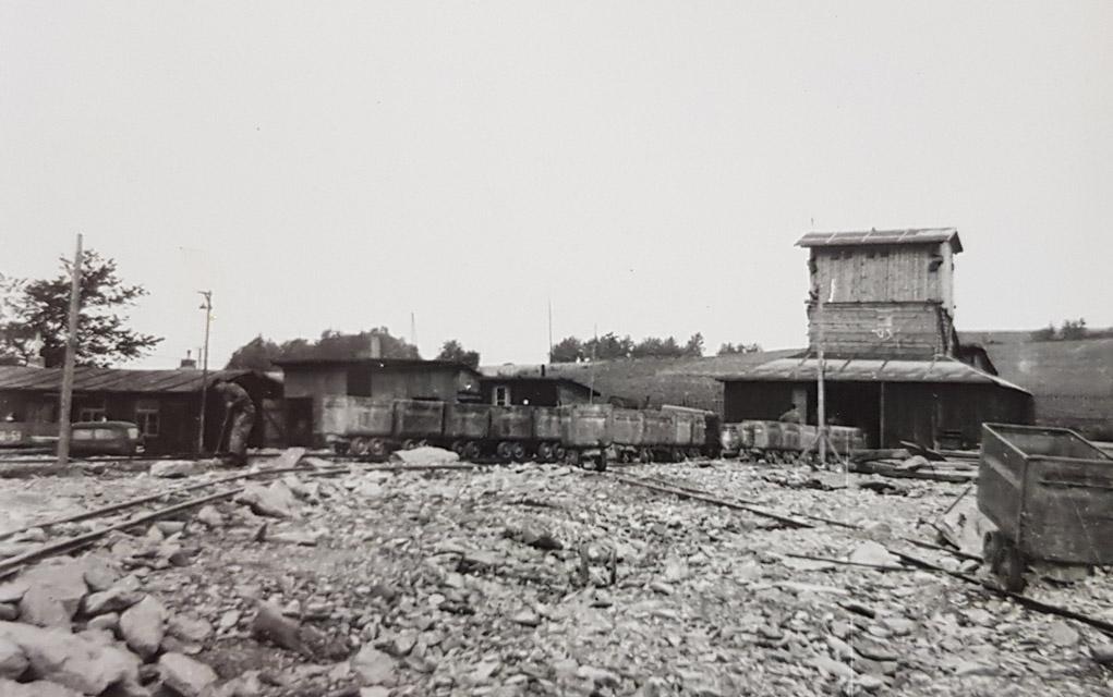 Jáma Jaromír v Horním Městě