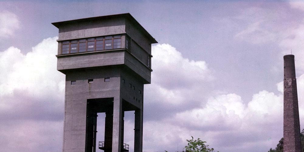 Důl Františka v r. 1975
