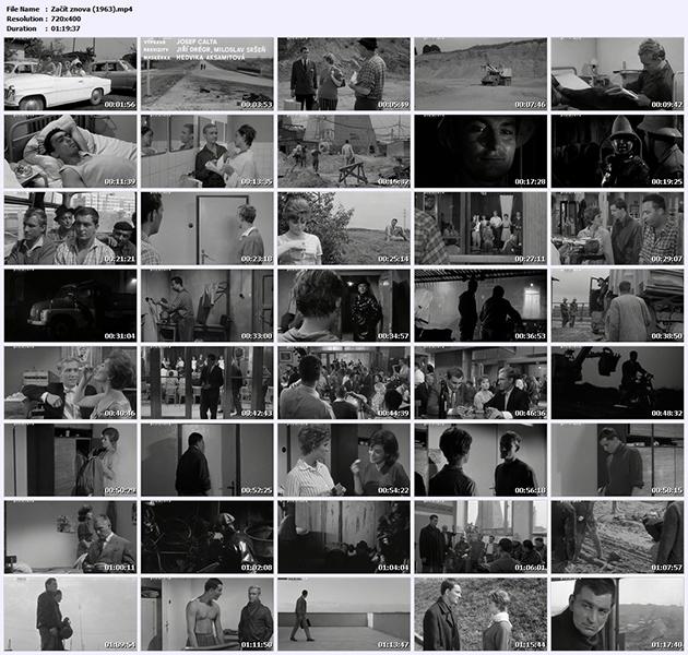 Začít znova (1963)