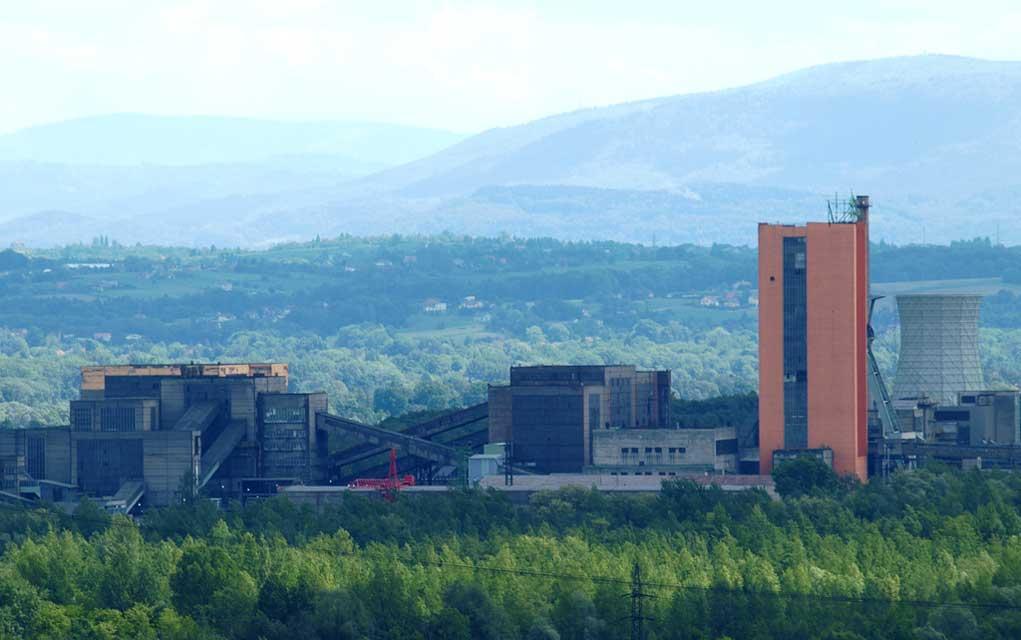 Důl ČSM-Sever