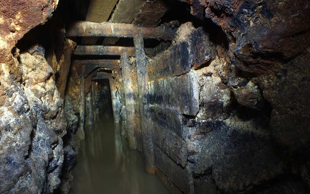 Hornoměstské podzemí