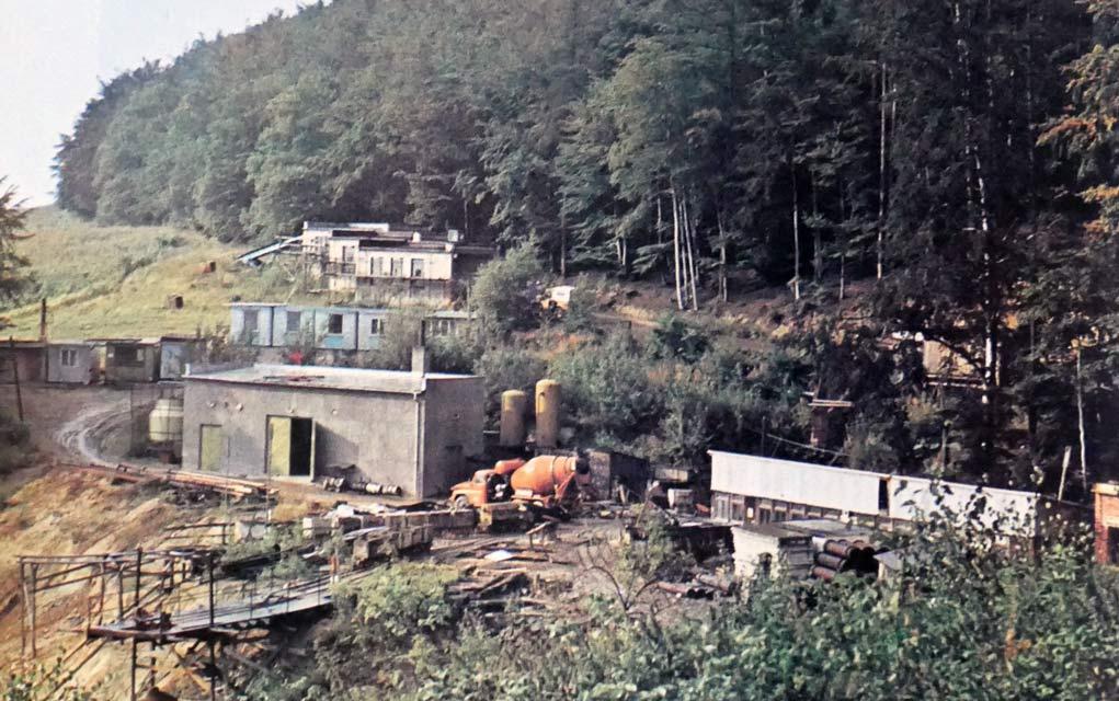 Důl Běstvina