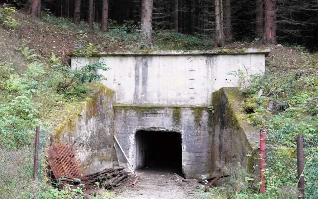 Důl Hraničná