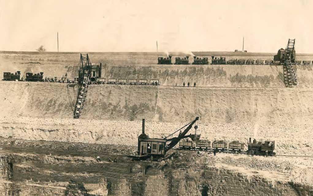 Důl Ludvík u Chudeřic